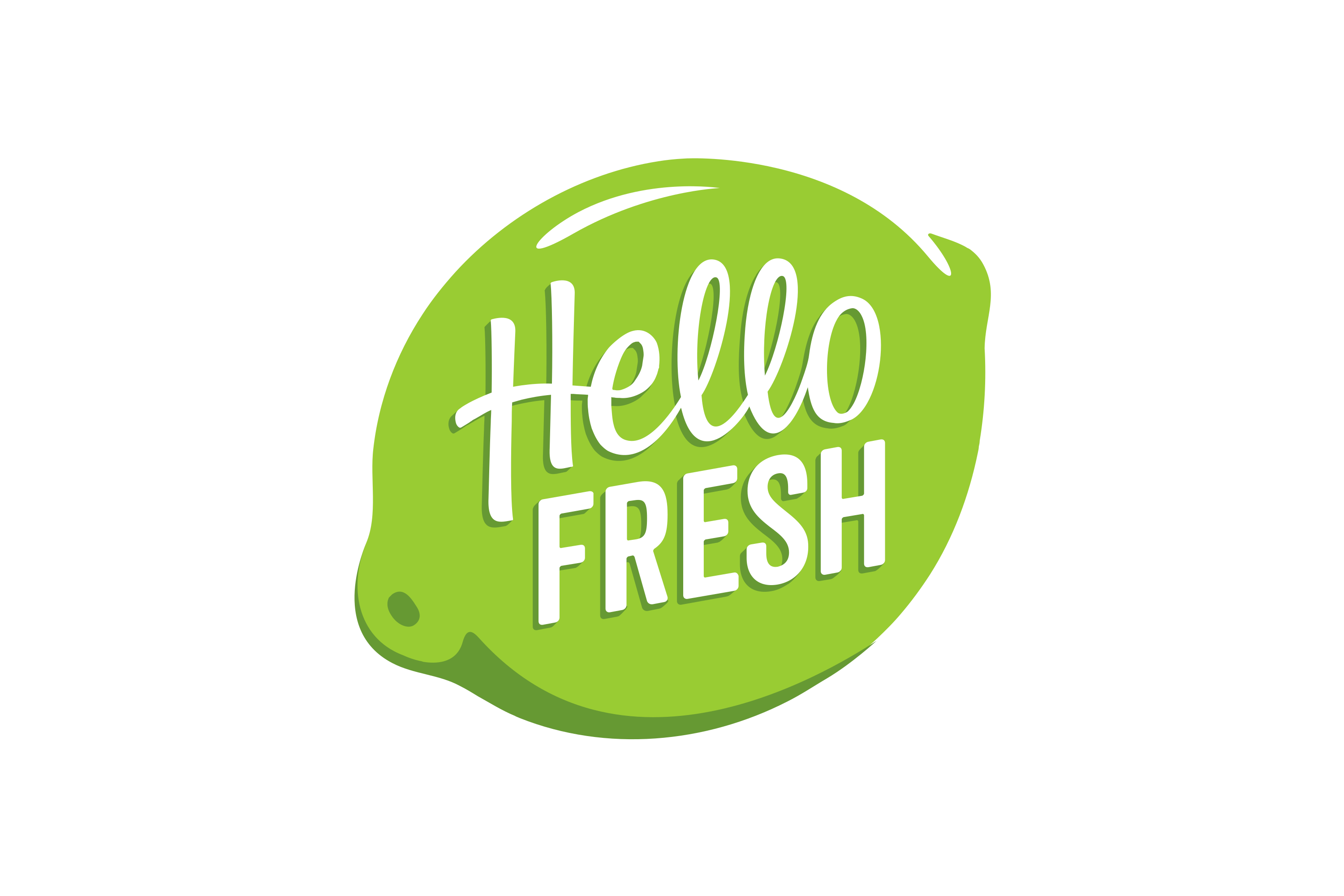 Download HelloFresh Logo in SVG Vector or PNG File Format - Logo.wine